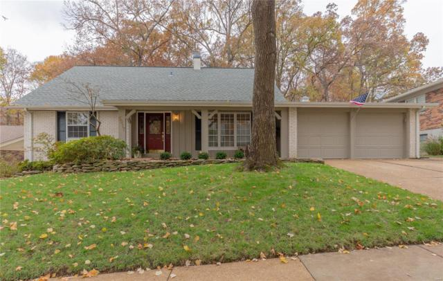 5917 Shortleaf Court, St Louis, MO 63128 (#18088785) :: Clarity Street Realty