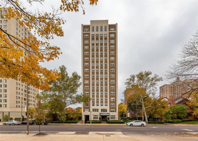 4440 Lindell Boulevard #1103, St Louis, MO 63108 (#18088793) :: St. Louis Finest Homes Realty Group