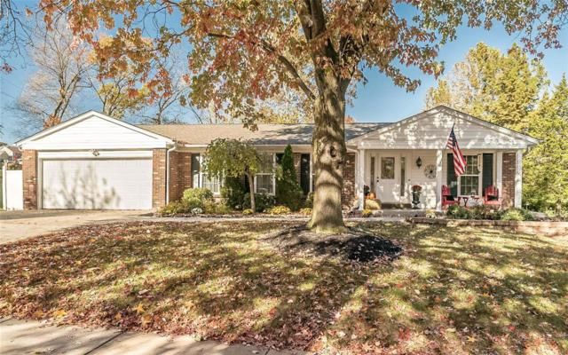 1056 Parkwatch Drive, Ballwin, MO 63011 (#18088805) :: Holden Realty Group - RE/MAX Preferred