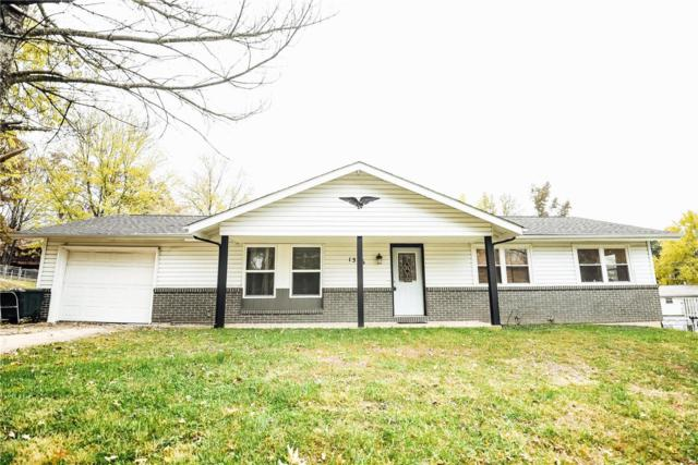 1306 Woodlawn, Rolla, MO 65401 (#18088884) :: Walker Real Estate Team