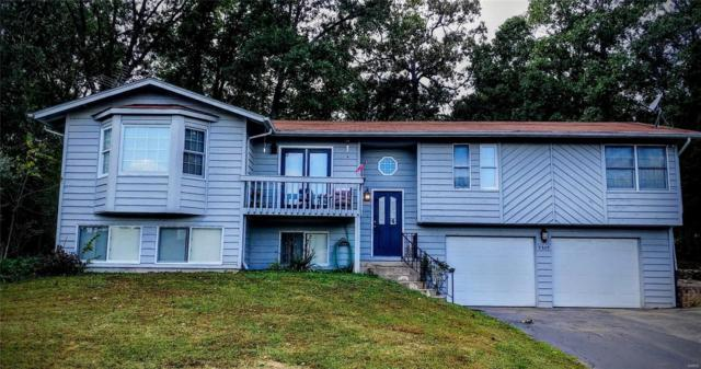 9809 West Vista Drive, Hillsboro, MO 63050 (#18088954) :: Holden Realty Group - RE/MAX Preferred