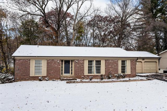 254 Ridge Trail Drive, Chesterfield, MO 63017 (#18089188) :: PalmerHouse Properties LLC