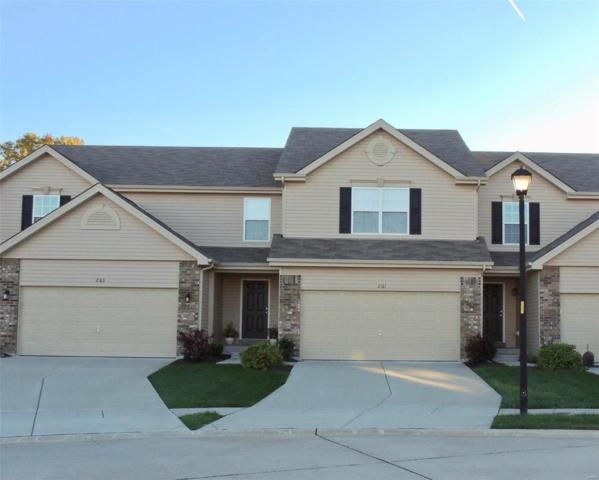 2161 Orchid Blossom Court, Saint Peters, MO 63376 (#18089209) :: The Kathy Helbig Group