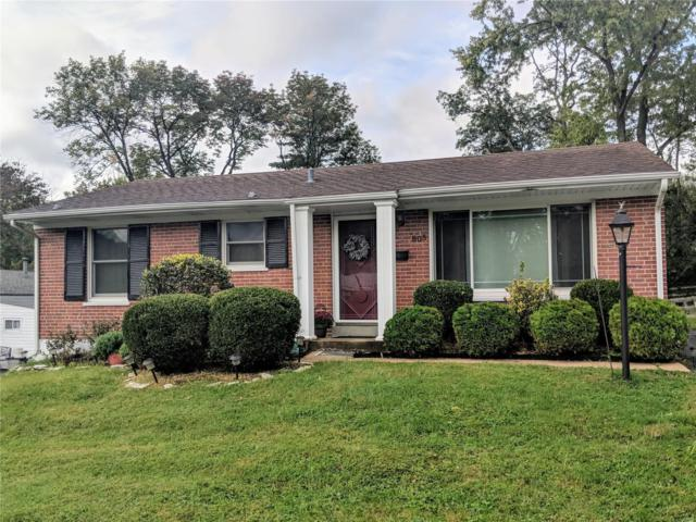 805 Manitou Drive, St Louis, MO 63119 (#18089225) :: Walker Real Estate Team