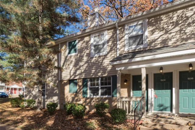 1502 High School Drive, Brentwood, MO 63144 (#18089302) :: Clarity Street Realty