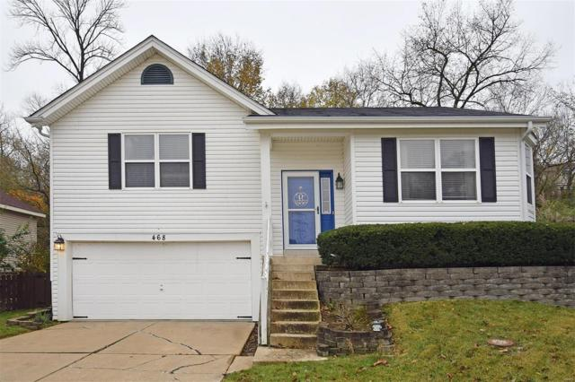 468 Seton Hall, Valley Park, MO 63088 (#18089328) :: PalmerHouse Properties LLC