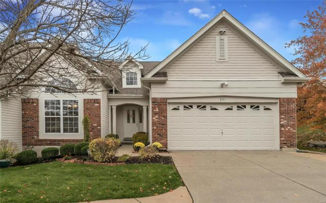 601 Stonebrook Court, Chesterfield, MO 63005 (#18089372) :: PalmerHouse Properties LLC