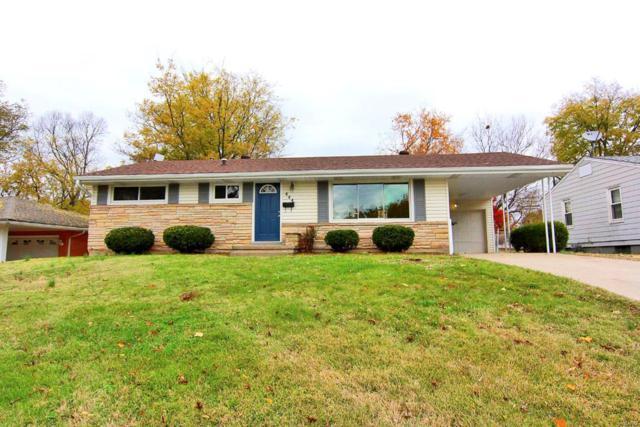 444 Green Acres, Cape Girardeau, MO 63701 (#18089401) :: Walker Real Estate Team