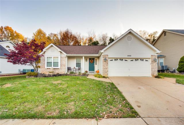 2832 Fox Meadow Ln, Arnold, MO 63010 (#18089464) :: PalmerHouse Properties LLC
