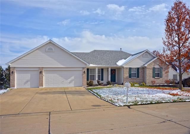 2406 Finch, Dardenne Prairie, MO 63368 (#18089508) :: The Kathy Helbig Group