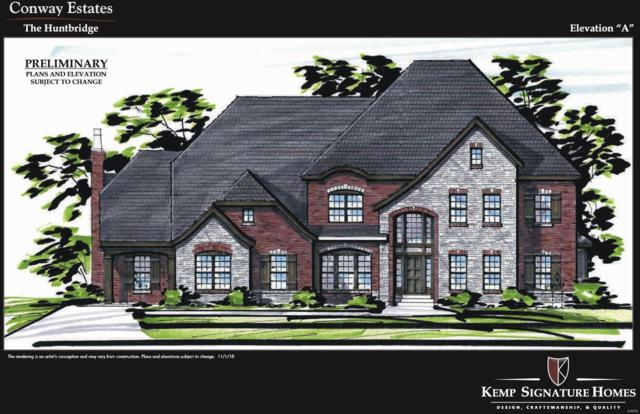 0 Huntbridge - Conway Estates, Town and Country, MO 63141 (#18089568) :: Kelly Hager Group | TdD Premier Real Estate
