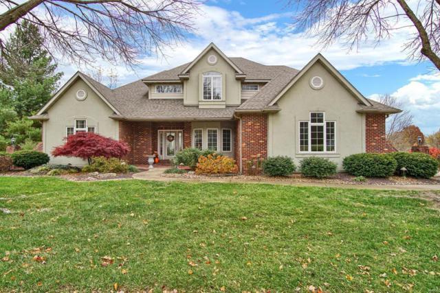 108 Sherwood Drive, Glen Carbon, IL 62034 (#18089582) :: Fusion Realty, LLC