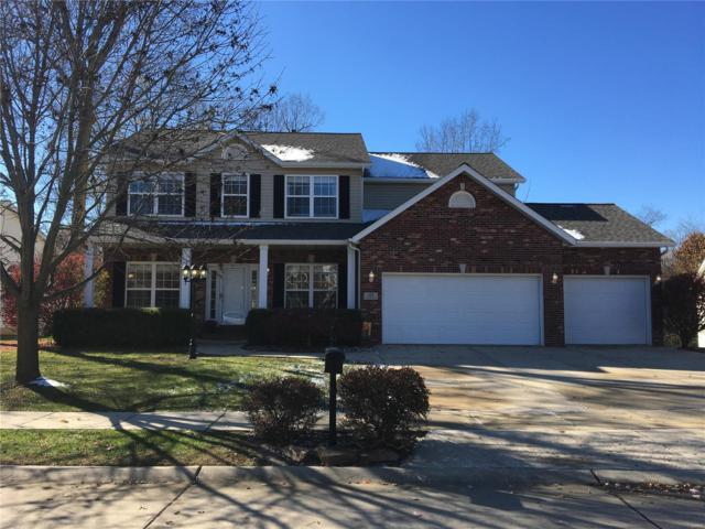 121 Chattanooga Court, Edwardsville, IL 62025 (#18089603) :: Fusion Realty, LLC