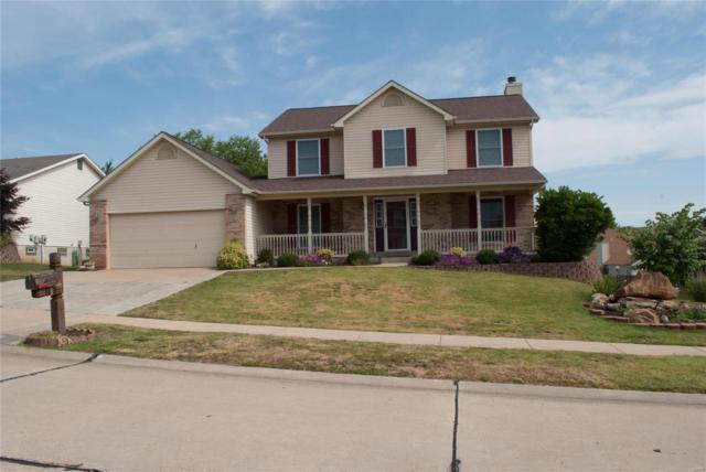 1588 Tea Party, O'Fallon, MO 63366 (#18089619) :: Kelly Hager Group   TdD Premier Real Estate