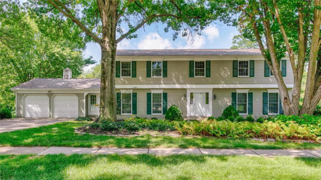 1567 Yarmouth Point Drive, Chesterfield, MO 63017 (#18089723) :: Walker Real Estate Team
