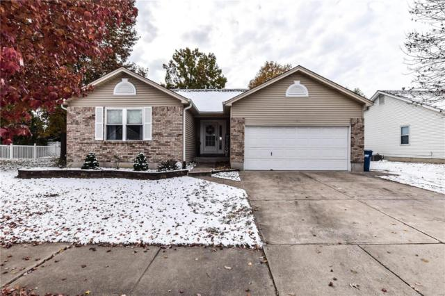 11812 Hollycrest Court, Maryland Heights, MO 63043 (#18089840) :: RE/MAX Vision