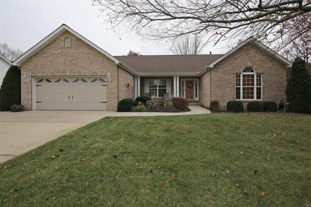 2208 Rachels Way, Belleville, IL 62221 (#18089987) :: Fusion Realty, LLC