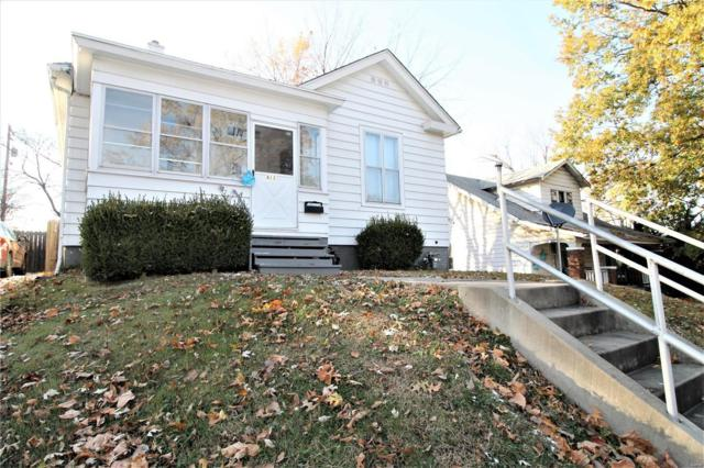 413 Plum Street, Edwardsville, IL 62025 (#18089990) :: Fusion Realty, LLC