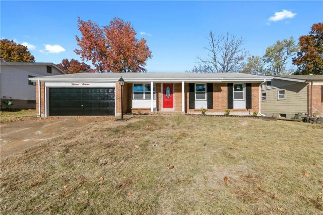 1511 Saint Ives Drive, St Louis, MO 63136 (#18090039) :: Clarity Street Realty