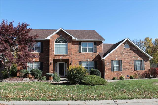 226 Sturbridge Boulevard, Glen Carbon, IL 62034 (#18090195) :: Fusion Realty, LLC