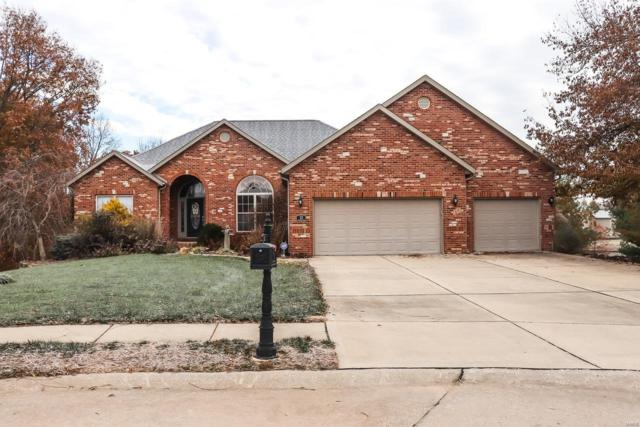 13 Zachary Court, Troy, IL 62294 (#18090209) :: Fusion Realty, LLC