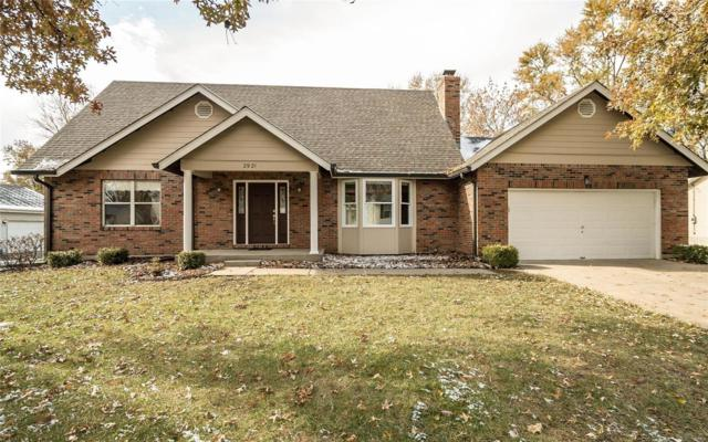 2921 Gill Avenue, Maryland Heights, MO 63043 (#18090281) :: RE/MAX Vision