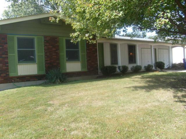 1346 Springhurst Drive, Florissant, MO 63031 (#18090345) :: Clarity Street Realty