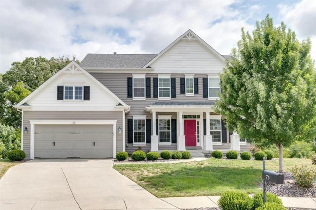 75 Winners Circle, Wentzville, MO 63385 (#18090378) :: RE/MAX Vision