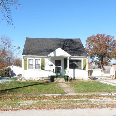 320 E Cleveland Street, Monroe City, MO 63456 (#18090424) :: Walker Real Estate Team