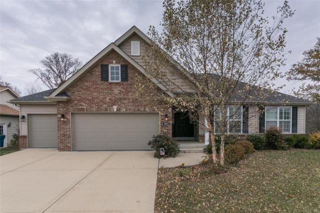 2623 London Lane, Shiloh, IL 62221 (#18090430) :: Holden Realty Group - RE/MAX Preferred