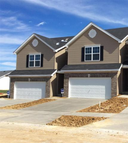 516 Peruque Commons Court, Wentzville, MO 63385 (#18090456) :: Clarity Street Realty