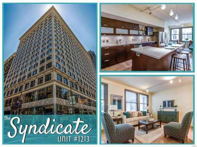 915 Olive Street #1213, St Louis, MO 63101 (#18090461) :: RE/MAX Vision