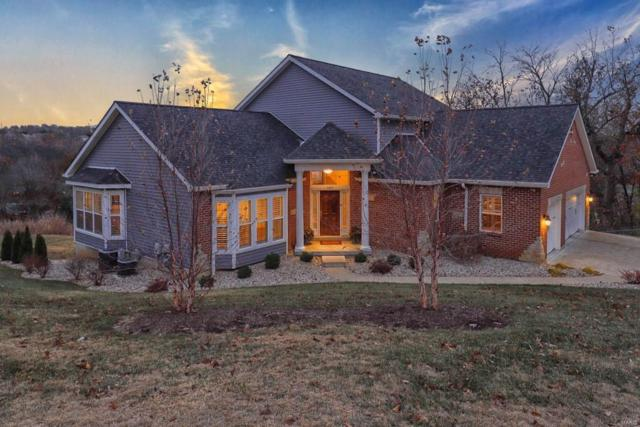 9854 Eagle Hill Lane, Sunset Hills, MO 63127 (#18090502) :: The Becky O'Neill Power Home Selling Team