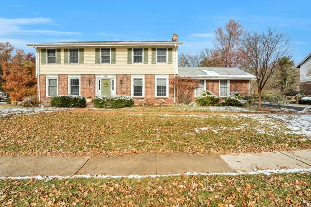 14425 Tealcrest Drive, Chesterfield, MO 63017 (#18090508) :: RE/MAX Vision