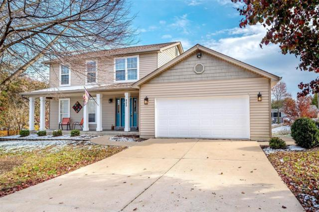 825 Glencorse, Saint Peters, MO 63304 (#18090558) :: RE/MAX Vision