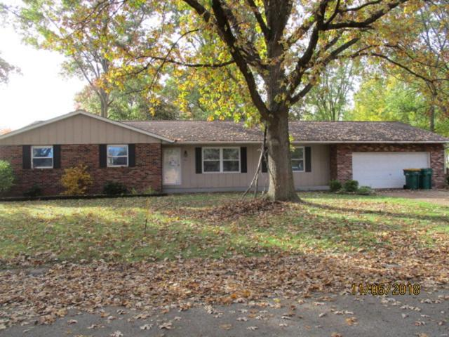 711 N 1st Street, Mascoutah, IL 62258 (#18090570) :: Holden Realty Group - RE/MAX Preferred
