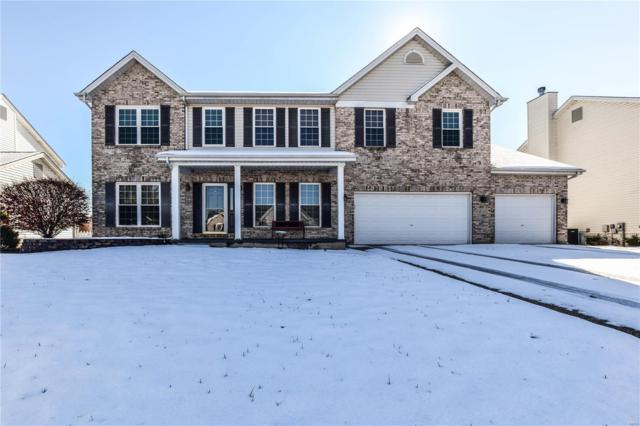 70 N Hillview Drive, Saint Peters, MO 63376 (#18090639) :: The Kathy Helbig Group