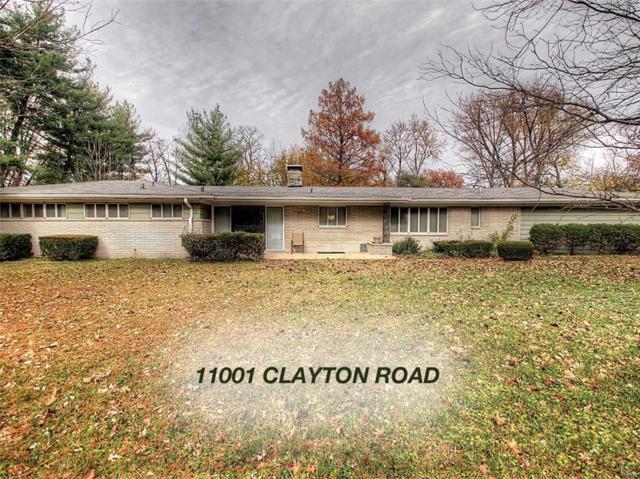 11001 Clayton Road, Frontenac, MO 63131 (#18090705) :: RE/MAX Vision