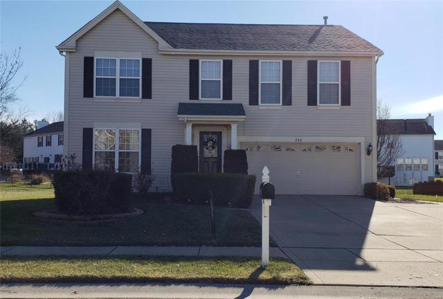 920 Holliday Drive, Fairview Heights, IL 62208 (#18090754) :: Fusion Realty, LLC