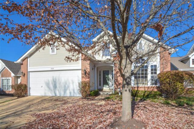 1000 Cambridge Place Court, Chesterfield, MO 63017 (#18090849) :: Clarity Street Realty