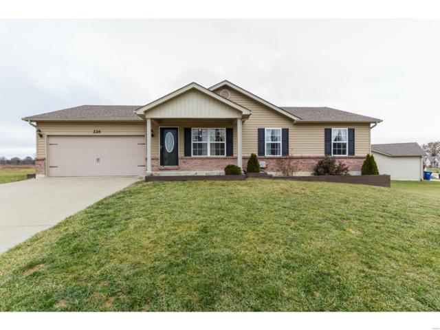 226 Fredde Drive, Foristell, MO 63348 (#18090879) :: St. Louis Finest Homes Realty Group
