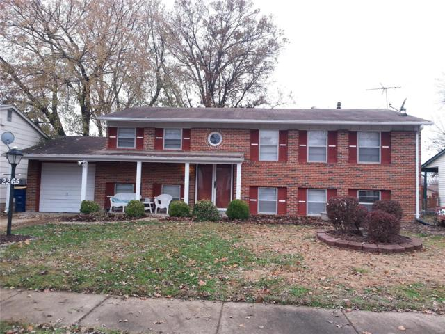 2265 Briarcrest, Florissant, MO 63033 (#18091011) :: The Kathy Helbig Group