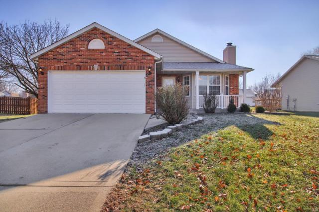508 Jaime Lynn Court, Edwardsville, IL 62025 (#18091118) :: Holden Realty Group - RE/MAX Preferred
