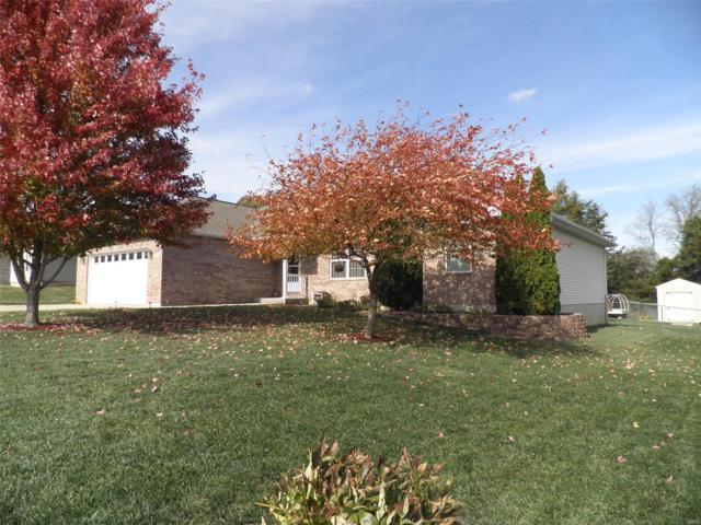 1507 Huntleigh Drive, Rolla, MO 65401 (#18091132) :: Clarity Street Realty