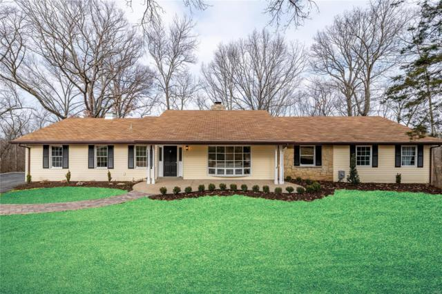 12789 Weber Hill Road, Sunset Hills, MO 63127 (#18091346) :: The Becky O'Neill Power Home Selling Team