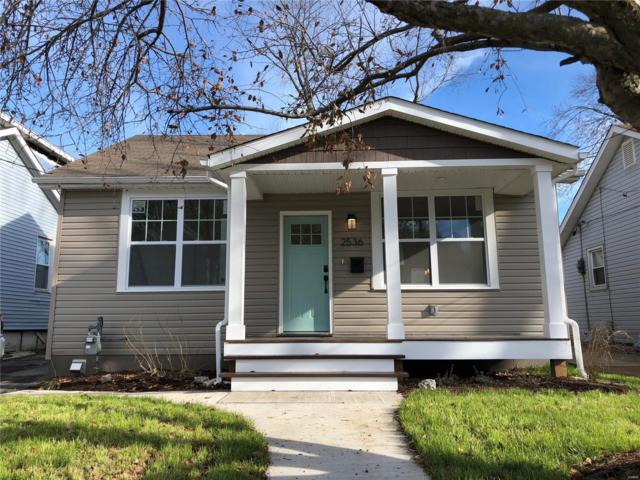 2536 Bredell Avenue, St Louis, MO 63143 (#18091460) :: The Becky O'Neill Power Home Selling Team