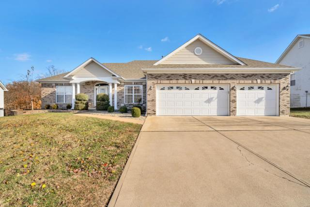 128 Lamp Post Lane, Arnold, MO 63010 (#18092085) :: Holden Realty Group - RE/MAX Preferred