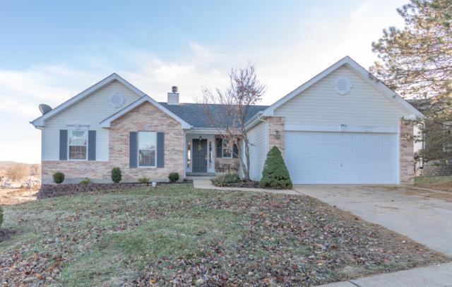 846 Emerald Oaks Court, Eureka, MO 63025 (#18092147) :: The Becky O'Neill Power Home Selling Team