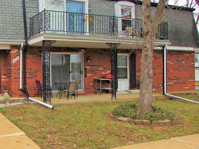 853 Dumont H, St Louis, MO 63125 (#18092149) :: Clarity Street Realty