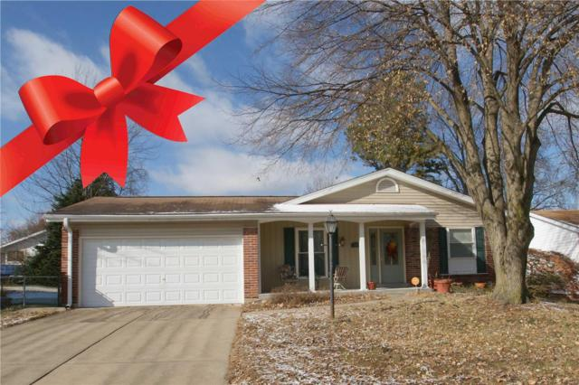 3265 Brocton Common Drive, Florissant, MO 63031 (#18092338) :: Walker Real Estate Team